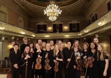 Nordic Baroque Orchestra 2020