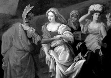 Kvinnen i krig i antikken og i middelalderen
